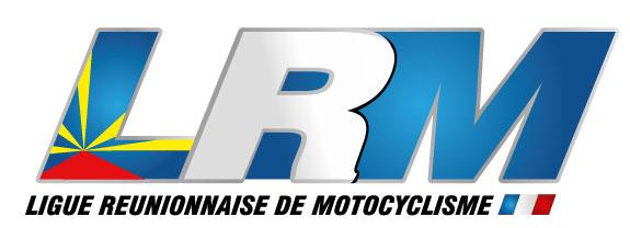 Logo ligue moto réunion
